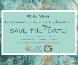 NSW Conference - Save The Date!