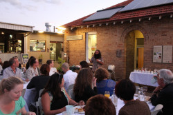 Green Ed Drinks North Sydney 2016